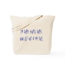 Cute Snarky Tote Bag