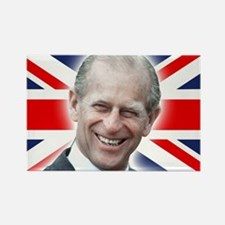 HRH Prince Philip - Great Britons! Magnets