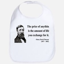 Henry David Thoreau 30 Bib