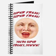 SUPER FREAK Journal