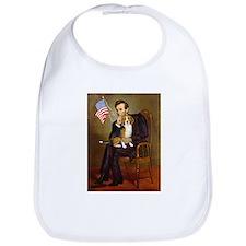 Lincoln's Beagle Bib