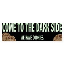 Dark Side Bumper Bumper Sticker