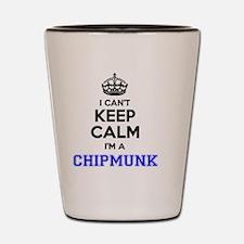 Unique Chipmunk Shot Glass