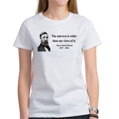 Henry David Thoreau 31 Tee