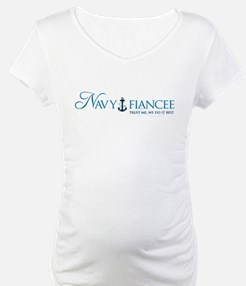 Navy Fiancee We Do It Best Shirt