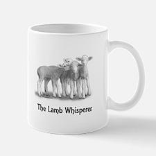 Lamb Whisperer Mug