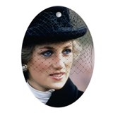 Princess di Oval Ornaments