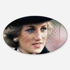 HRH Princess of Wales France Decal