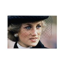 HRH Princess of Wales France Magnets
