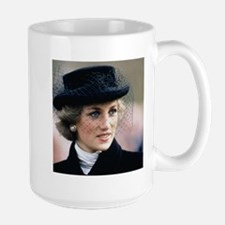 HRH Princess of Wales France Mugs