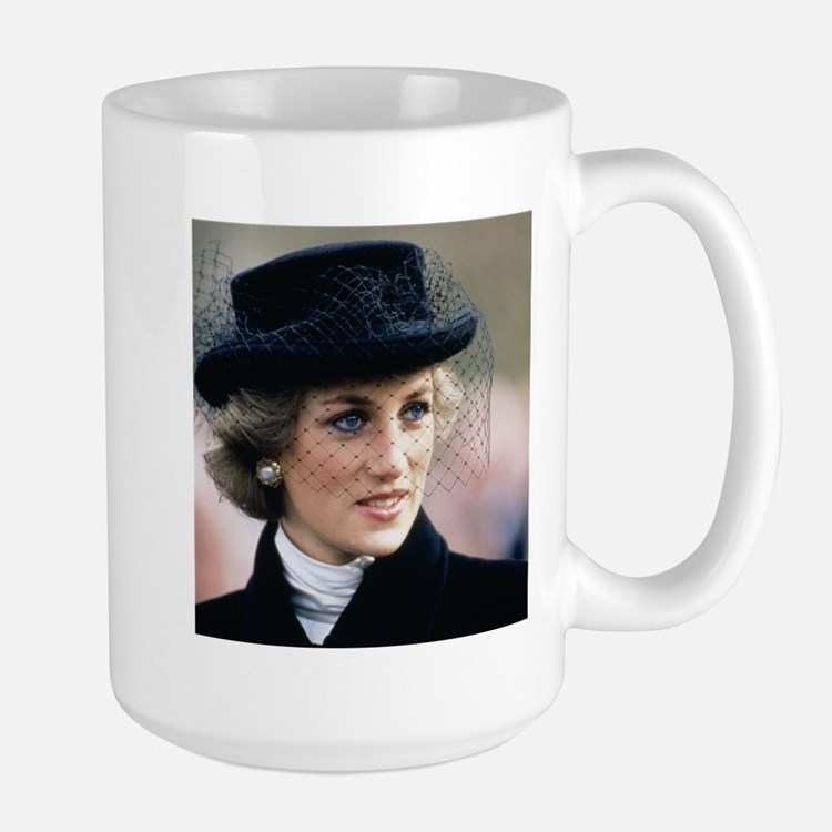 HRH Princess of Wales France Mugs