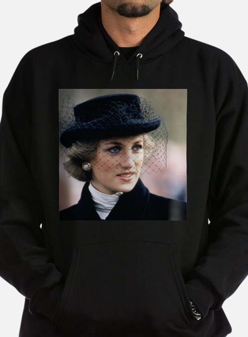 HRH Princess of Wales France Hoody