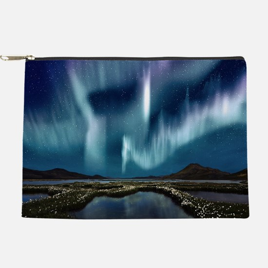 Northern Lights Makeup Pouch