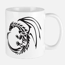 Tribal Dragon Mugs