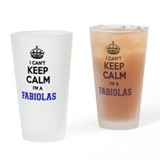 Unique Fabiola Drinking Glass