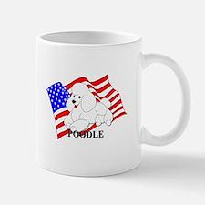 Poodle USA Mug