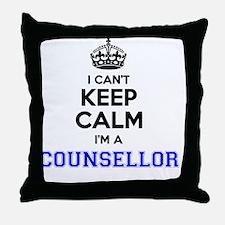 I Throw Pillow