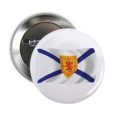 """Nova Scotia Flag 2.25"""" Button (100 pack)"""