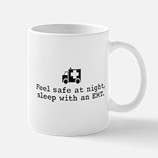 Feel Safe Sleep with EMT Mug