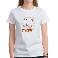 Unique Chow chow Tee