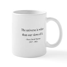 Henry David Thoreau 31 Mug