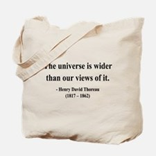 Henry David Thoreau 31 Tote Bag
