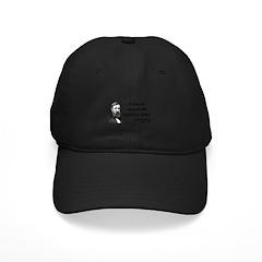 Henry David Thoreau 32 Black Cap