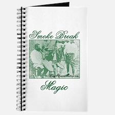 420 Smoke Break Magic Journal