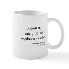 Henry David Thoreau 32 Mug