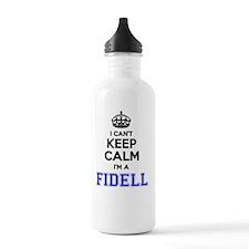 Unique Fidel Water Bottle