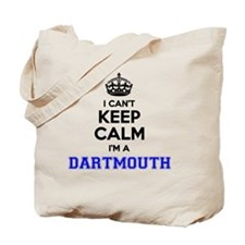 Funny Dartmouth Tote Bag