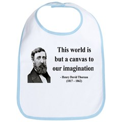Henry David Thoreau 3 Bib