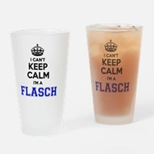 Cute Flasch Drinking Glass