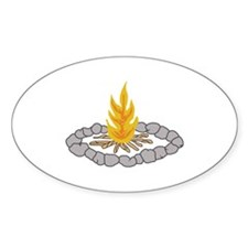 CAMPFIRE Decal