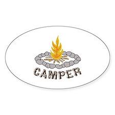 CAMPER Decal