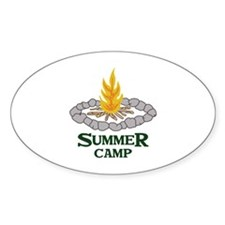 SUMMER CAMP Decal