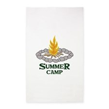 SUMMER CAMP Area Rug