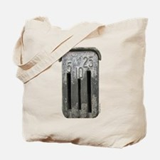 Coin Slot - t-shirt CHEST placement Tote Bag