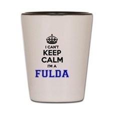 Cute Fulda Shot Glass