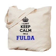 Unique Fulda Tote Bag