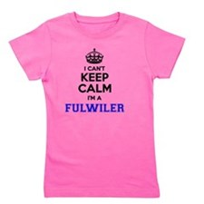 Cute Fulwiler Girl's Tee