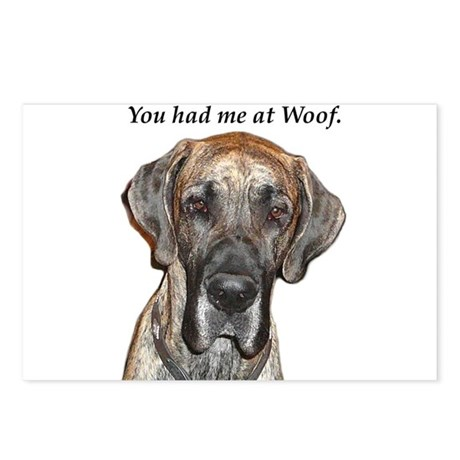 Great Dane Jamie You Had Me a Postcards (Package o