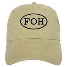 FOH Oval Baseball Cap