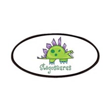 STEGOSAURUS Patches