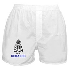 Funny Gerald Boxer Shorts