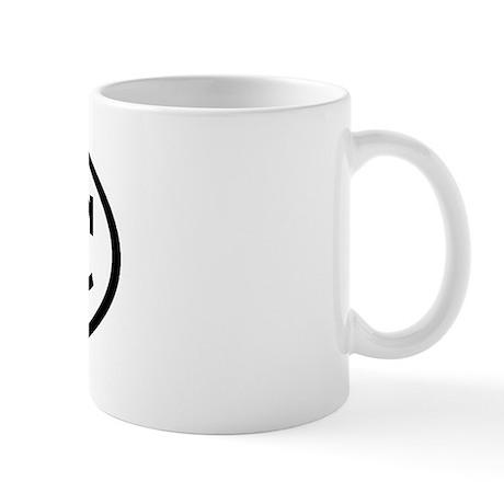 FOC Oval Mug
