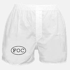 FOC Oval Boxer Shorts
