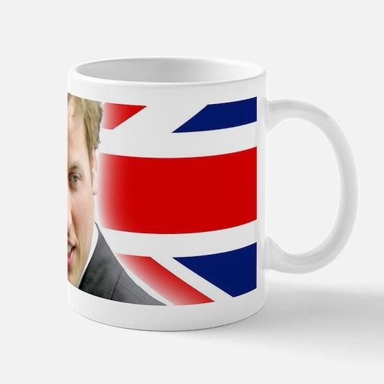 HRH Prince William Stunning! Mug