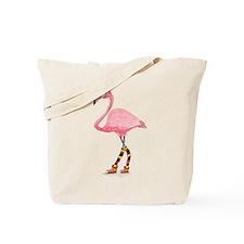Styling Flamingo Tote Bag