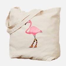 Styling Flamingo Tote Bag